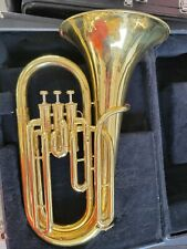KING 623 3/4 BARITONE WITH CASE