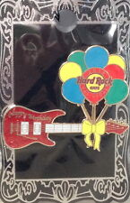 Hard Rock Cafe LAS VEGAS STRIP 2013 Happy Birthday BALLOONS GUITAR PIN HR #70608