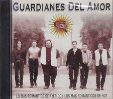 Guardianes Del Amor Lo Mas Romantico De Ayer Con Los Mas Romanticos De Hoy CD
