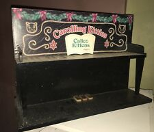 Nos Gift Shop Display Piece - Calico Kittens by Enesco: Piano Display