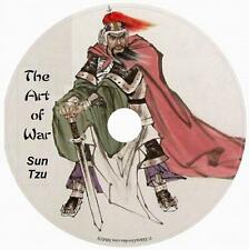"THE ART OF WAR by Sun Tzu 1 Audio CD ""Appear weak when you are strong..."""