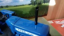 Black Smoke Stack ONLY Toy Tractor Part FORD 1/12 scale