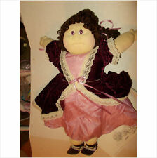 SOFT SCULPTURED CABBAGE PATCH KID 86ED GIRL! XMAS HILLERY! VICTORIAN!!