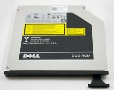 W512P - Genuine Dell Latitude E6500 E6400 DVD-ROM SATA Optical Drive Tested Good