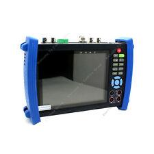 CCTV Camera Monitor Tester Multimeter+Optical Power Meter+HD-SDI Test 3600MOS XW