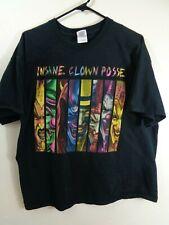 insane clown posse shirt i.c.p. clowns hatchet man xl extra large