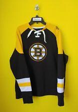 BOSTON BRUINS MAJESTIC NHL SWEATER MENS- M