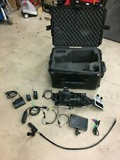 Sony Pmw-Ex3 Camera Studio Kit, Eng mount, Camcorder, Skb Case, and Accessories