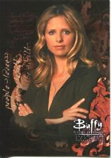 Buffy TVS Season 5 Promo Card B5-3
