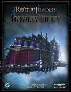 WARHAMMER 40K - rogue trader forsaken bounty - OOP BOOK