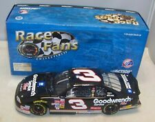1:24 ACTION QVC RFO 2001 #3 GM GOODWRENCH SERVICE PLUS DALE EARNHARDT SR MIB