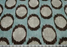 "4 Yards x 54"" Braemore Dots are Hot Home Decorator Fabric"