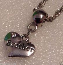 Family Friends Charm Costume Necklaces & Pendants