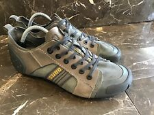 Tsubo Men's Grey Lace Up Sneakers Athletic Trainers Size 10 US
