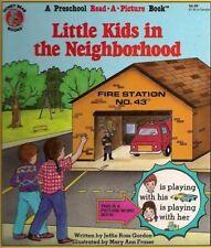 Little Kids in the Neighborhood (Rebus Readers Ser