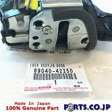 ORIGINAL LEXUS POWER DOOR LOCK ACTUATORS MOTOR LEFT FRONT DOOR 69040-42250 OEM