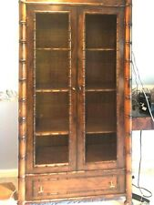 3 Piece wall unit perfect for books, bamboo look