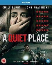 a Quiet Place Blu-ray Region Dolby Atmos Emily Blunt *