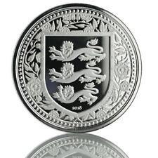 2018 1 oz Gibraltar Royal Arms .999 Silver Coin BU #A485