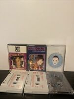 Bundle Of 3 Culture Club Cassette Tapes Kissing Clever Colour Numbers Best Of