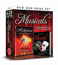 CLASSIC MUSICALS HOLLYWOOD SINGING AND DANCING DVD AND LITTLE BOOK GIFT SET