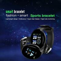 1*Smart Watch Fitness Sport Activity Tracker Heart Monitor For Android/iOS V5U1
