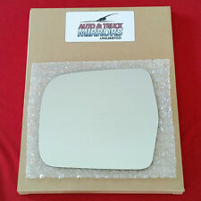 NEW Mirror Glass 90-95 TOYOTA 4RUNNER Driver Side POWER ***FAST SHIPPING***