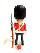 Playmobil Figura SOLDADO GUARDIA REAL INGLESA - ROYAL GUARD SOLDIER