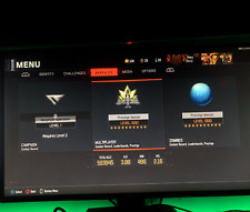 Bo3 PS4 Level 1000 Multiplayer and Zombies, MOST Supply Drops