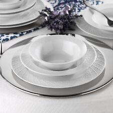 24 tlg Porzellan Tafel Teller service Geschirr Set Kütahya Essservice Flora NEU