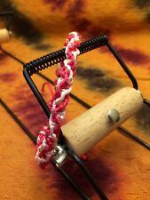 Pulsera-Cuerda de Nylon 2mm Micro macramé, cable de 5 X 2mm