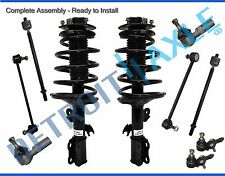 10pc Front Strut Tie Rod Ball Joint Sway Bar Kit for 98-03 Toyota Sienna