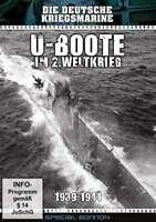 U-BOOT DANS LE 2. second GUERRE MONDIALE 1939-1941 l'allemand Marine de guerre