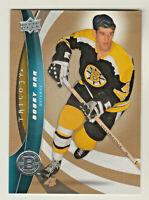 2009-10 Upper Deck UD Trilogy #4 BOBBY ORR Boston Bruins HOF