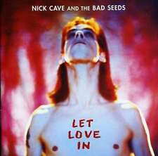 Let Love In (2011 Remastered) - Cave Nick And The Bad Seeds CD EMI MKTG