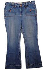 Levi Signature Women's Size 10 Blue Jeans Misses  Waist: 33 in. Inseam: 30 in.