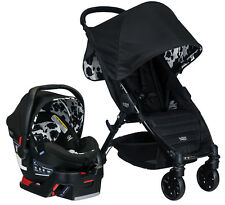 Britax Pathway Travel System Stroller w B-Safe Ultra Infant Car Seat Cowmooflage