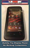 Nokia N5530 Black + Red Dummy Toy Mobile Phone Shop Display Handset #H24 - New
