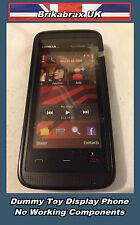 Nokia N5530 Black + Red Dummy Toy Mobile Phone Shop Display Handset #H24 - New