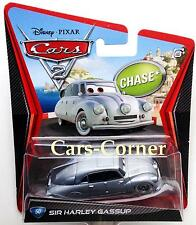 Disney Pixar Cars 2 Sir Harley Gassup #50 - Chase Modell 2012 - WGP Italia - OVP