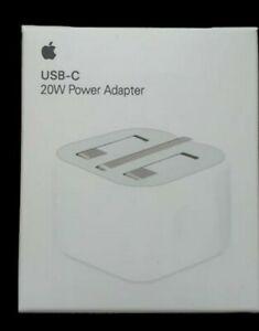 ORIGINAL APPLE USB-C 18 W POWER ADAPTER iPhone 12 Pro 12 Pro Max 11 11Pro Max