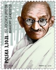 Poland / Polen 2019 - Fi 5012** 150th anniversary of the birth of Mahatma Gandhi