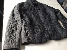 Ladies Barbour lightweight quilted jacket in navy size 14