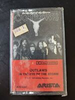 Outlaws - In the Eye of the Storm (Arista) Cassette Tape *NEW (a)