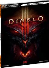 DIABLO III  (3) STRATEGY GUIDE *NEW*