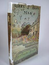 Wars I Have Seen by GERTRUDE STEIN ~ 1ST UK Edition Hardcover w/ DJ