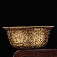 Tibet Tibetan Buddhist brass Mikky Offering Water Bowl Cup 1pc