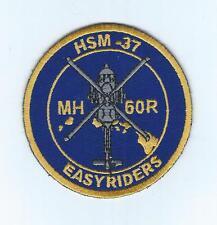 HSM-37 EASYRIDERS MH-60R BULLET patch