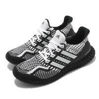 adidas ULTRA 4D 5.0 Boost Core Black White 3D Print Men Shoes Sneakers G58158