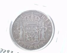 Peru 8 Reales Silver 1799 I.J. Lima  KM#97 .7797 ASW XF Condition Pieces of 8